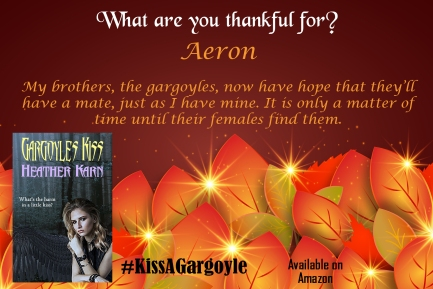 Aeron Thankful