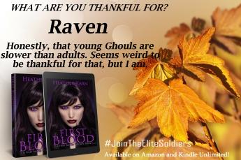 Raven Thankful