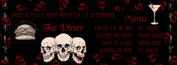 The Diner Cover Reveal Day!